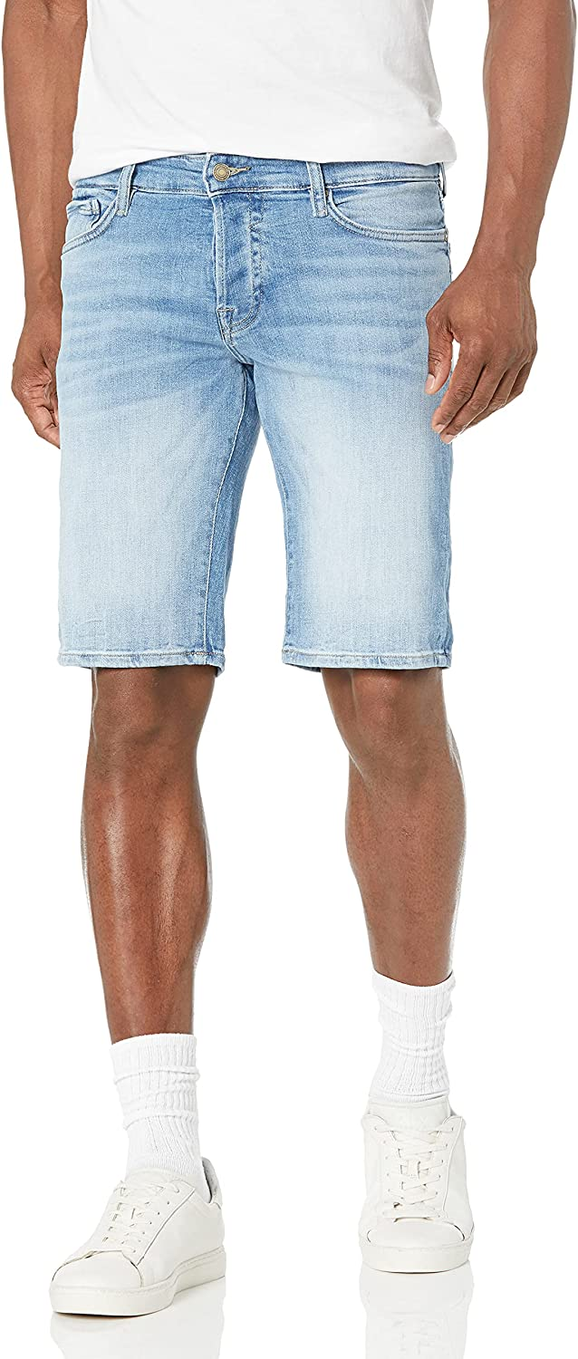 GUESS Men's Limited time for free shipping Eco 55% OFF Short Sonny