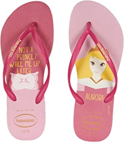 Slim Princess Flip Flops