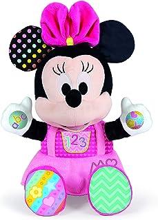 Baby Disney - Peluche Baby Minnie (Clementoni 55325)