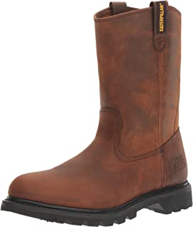 Men's Revolver Pull-On Soft Toe Boot