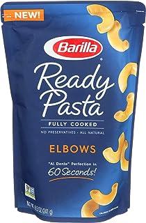 Barilla, Pasta Elbows Ready To Eat, 8.5 Ounce