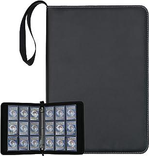 720 Pockets Card Binder, Card Sleeves Binder for Trading Cards, Card Protectors Fit for Pokemon, YuGiOh!, MTG, Baseball an...