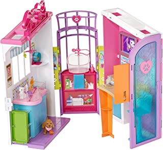 Amazon Com Barbie Furniture Dollhouse Accessories Toys Games