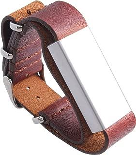 Slightly Robot Hand-Tracking Bracelet for Breaking - Brown Leather - Model 2
