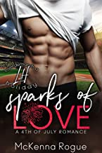 Sparks of Love: A Curvy Girl Romance (Love Demands a Holiday Book 2) (English Edition)
