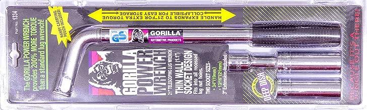 Gorilla Automotive 1334 Telescoping Power Wrench