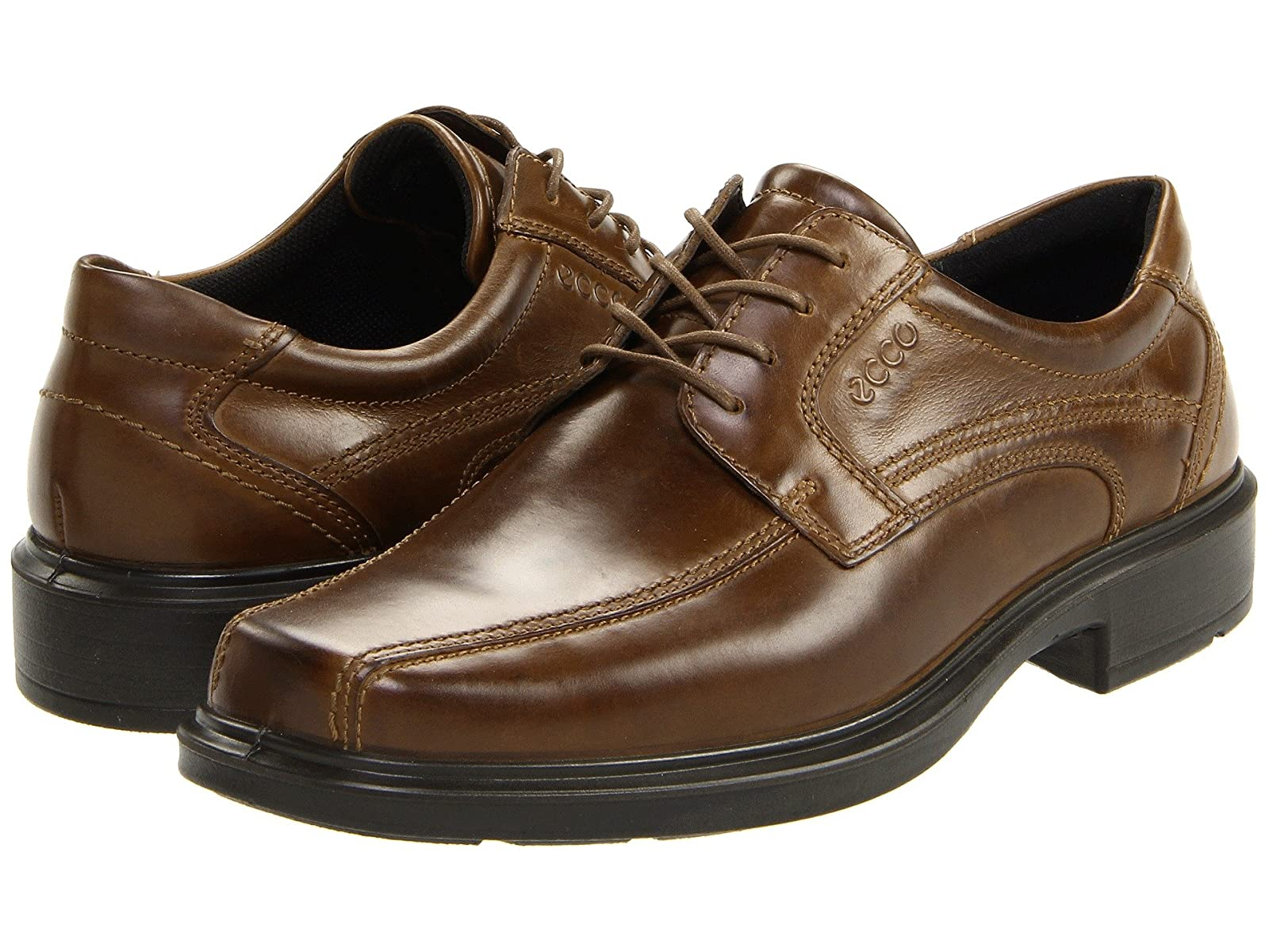 ECCO Helsinki Bicycle Toe TieAtmospheric grades have affordable shoes
