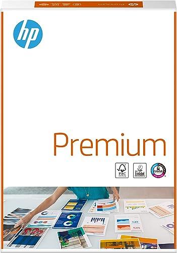 Papier HP Premium, 80 g/m2, A4, Paquet de 500 feuilles - Blanc