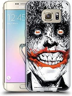 Official Batman DC Comics Detective Comics 880 Famous Comic Book Covers Soft Gel Case Compatible for Samsung Galaxy S7 Edge