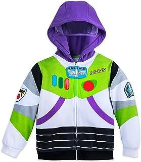Disney Buzz Lightyear Costume Hoodie for Boys - Toy Story Multi