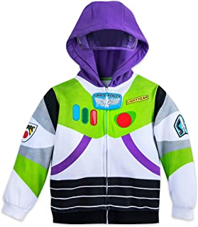 Disney Buzz Lightyear Costume Hoodie for Boys - Toy Story Multi
