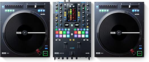 Rane DJ Limited Time Promotion Bundle - Buy a SEVENTY-TWO and a TWELVE and get another TWELVE Free of Charge