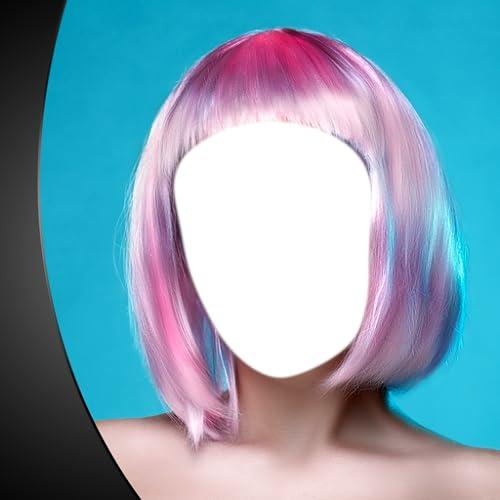 Farbe Frisur Foto Salon