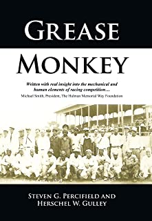 Grease Monkey: Races, Racers, and Racism, Collide Head-On (English Edition)