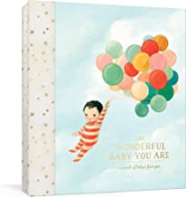 The Wonderful Baby You Are: A Record of Baby's First Year: Baby Memory Book with Stickers and Pockets