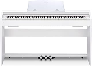 $749 » Casio PX-770 WH Privia Digital Home Piano, White