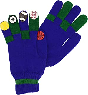 Kidorable Boys' Little Sports Gloves