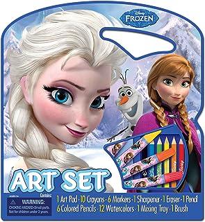 Bendon Disney Frozen Character Art Tote Activity Set