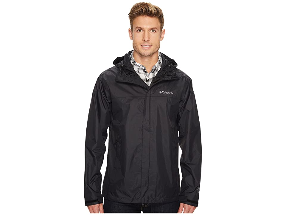 Columbia Watertighttm II Jacket (Black) Men
