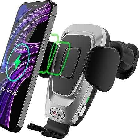 Plp Tek Handyhalterung Für Auto Mit Kabelloses Elektronik