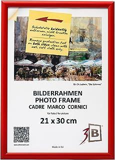Cadre photo Bologne en plastique avec choix de couleur Poster Cadre