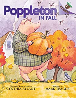 Poppleton in Fall: An Acorn Book (Poppleton #4)