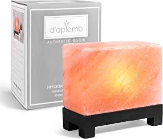 dark himalayan salt lamp