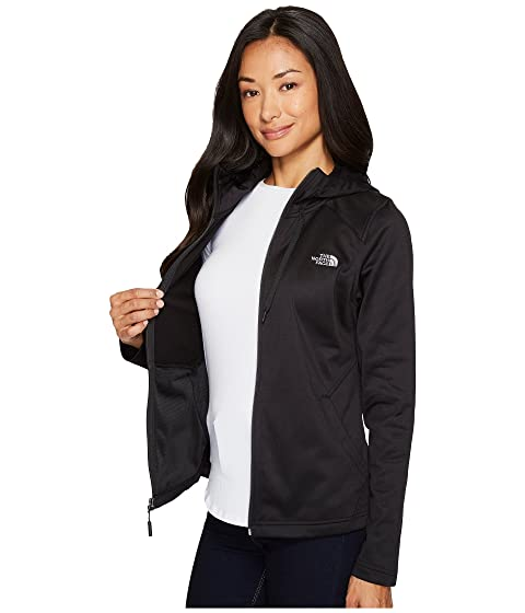 The Hoodie TNF North Face Negro Tech Mezzaluna XRRIqr