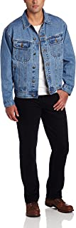 Men's Unlined Denim Jacket