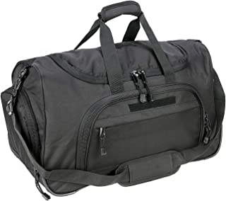X&X Military Travel Duffel Overnight Bag Waterproof With Shoe Compartment Molle System 24inch Large Flight Carry On Heavy Duty