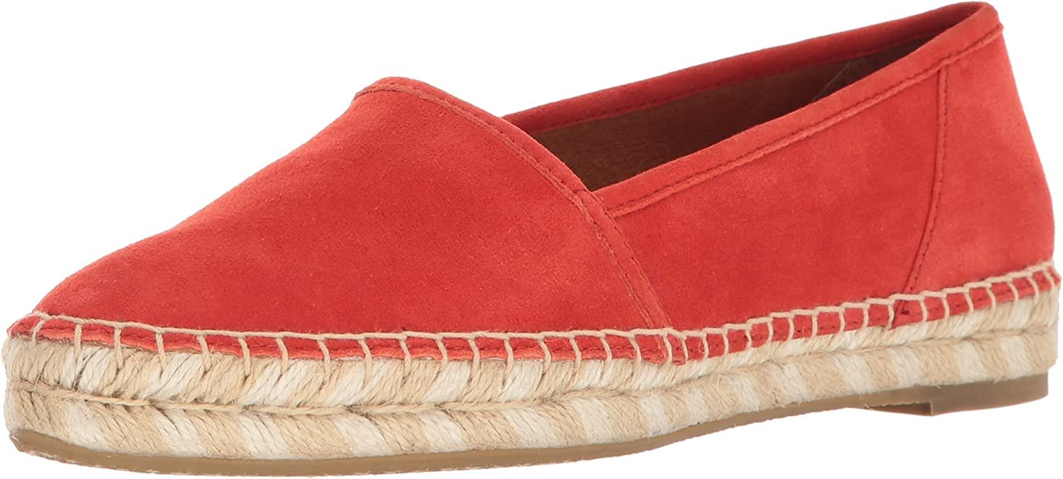 FRYE Woherren LEE A LINE Moccasin, Moccasin, Moccasin, Coral, 8.5 M US dc6