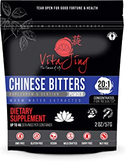 chinese gentian root tea