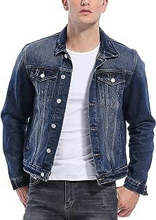 KOGO Men's Denim Jacket