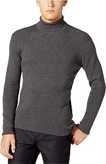 Ryan Seacrest Distinction Mens Textured Pullover Sweater