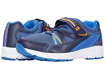 Stride Rite M2P Journey (Little Kid) (Navy) Boys Shoes
