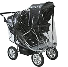 Valco Baby Twin Tri Mode & Joey Raincover
