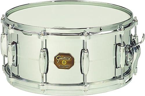 punto de venta de la marca USA G4000 Snare G4164, 14 x6,5 x6,5 x6,5 , Chrome over Brass  las mejores marcas venden barato