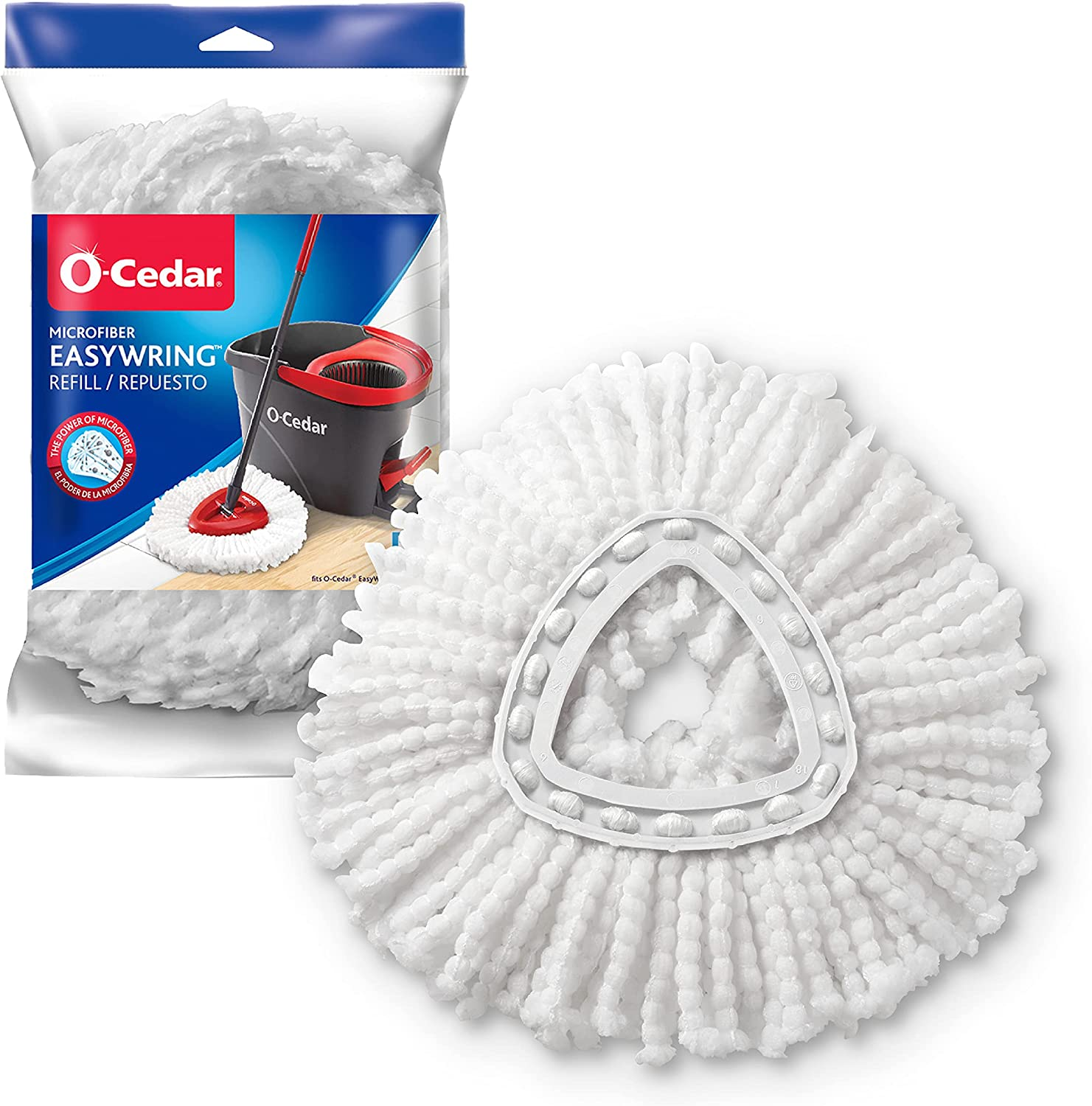 Max 57% OFF O-Cedar EasyWring Spin Mop Refill Tucson Mall
