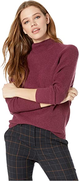 Sugar Gider Rib Stitch Sweater