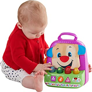 Fisher-Price Laugh & Learn Smart Stages Teaching Tote