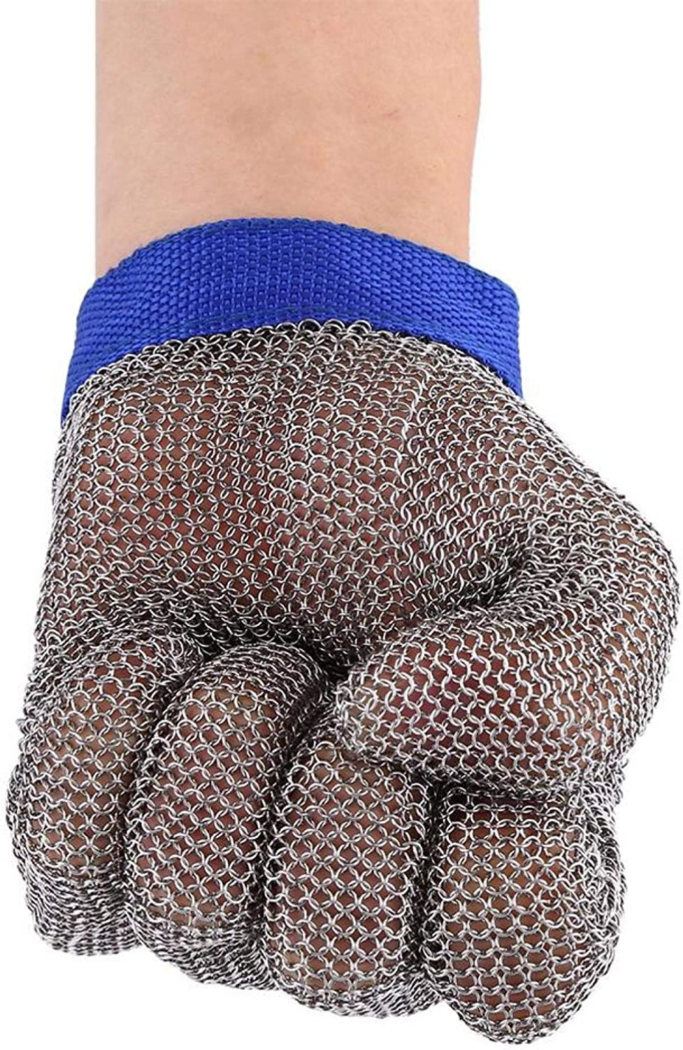 304 Stainless Ranking integrated 1st place Steel Wire Anti Cut Work Gloves Glove Excellent for Safety C