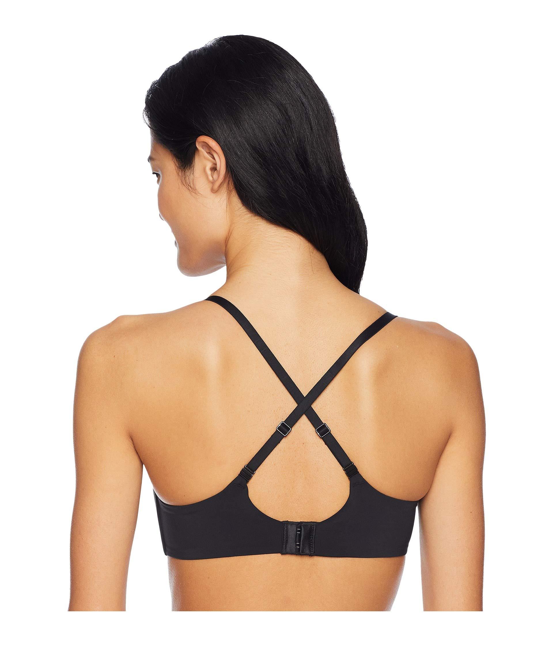 Klein Calvin Black Push Form Plunge Bra Underwear up dvCrqwx4vp