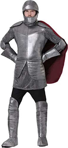tienda de bajo costo Men's Royal Knight Knight Knight Fancy Dress Costume Small  buena reputación