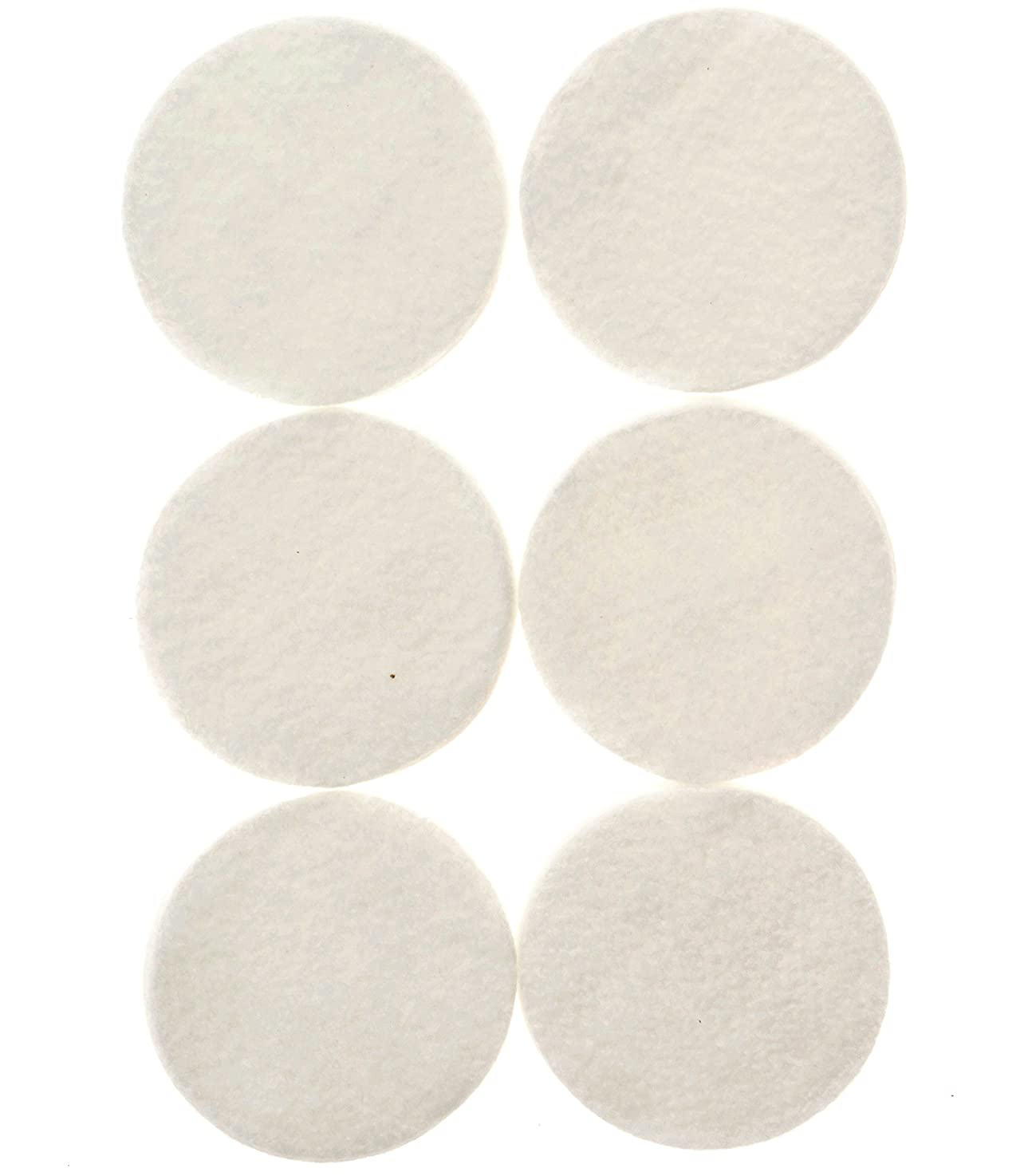 6-Pack of Filtron-Compatible Replacement Filter Pads for the Filtron Cold Water Coffee Concentrate Brewer - By Impresa Products