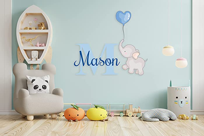 Top 10 Girls Personalized Wall Decor