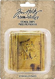 Acero al Carbono, Pack de 3 Sizzix Tim Holtz Tinlits Juego de Troqueles