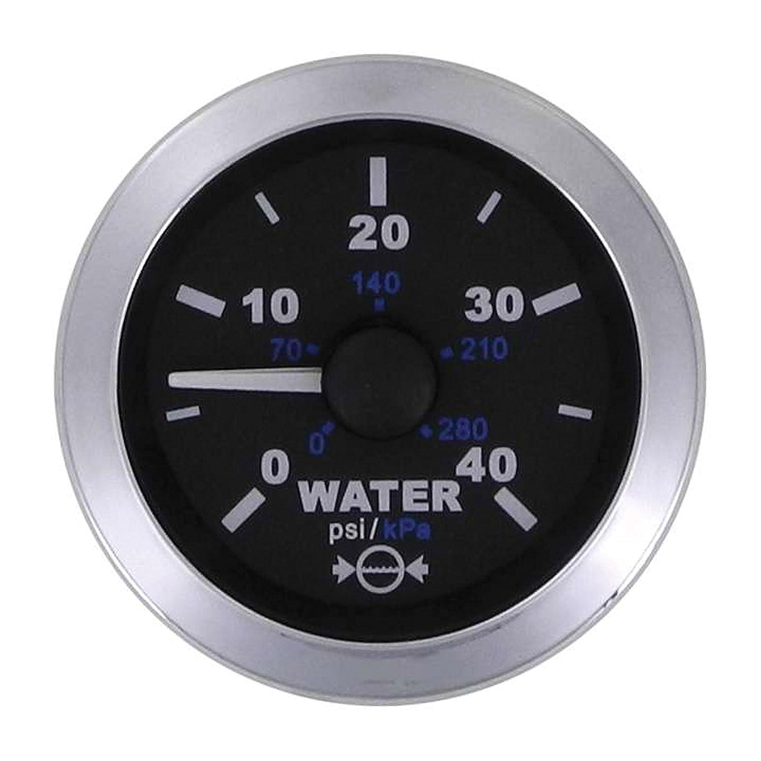 Sierra International 69994D Water Pressure Gauge