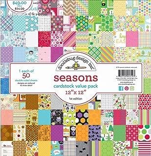 DOODLEBUG 5719 Value Kit Cardstock 12