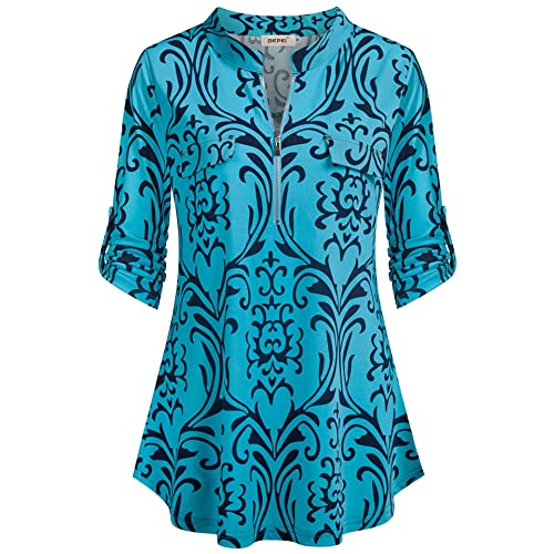 Misses Tops And Blouses For Summer Amazon Com