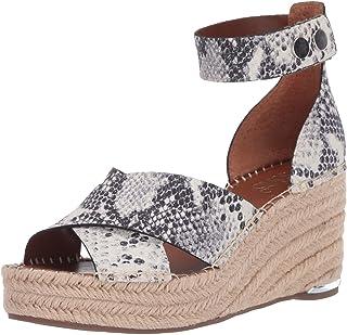 Franco Sarto Women's Carma Multi Espadrille Wedge Sandal